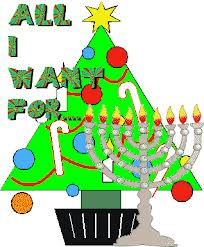 Christians Who Don't Celebrate Christmas and Jews Who Do?